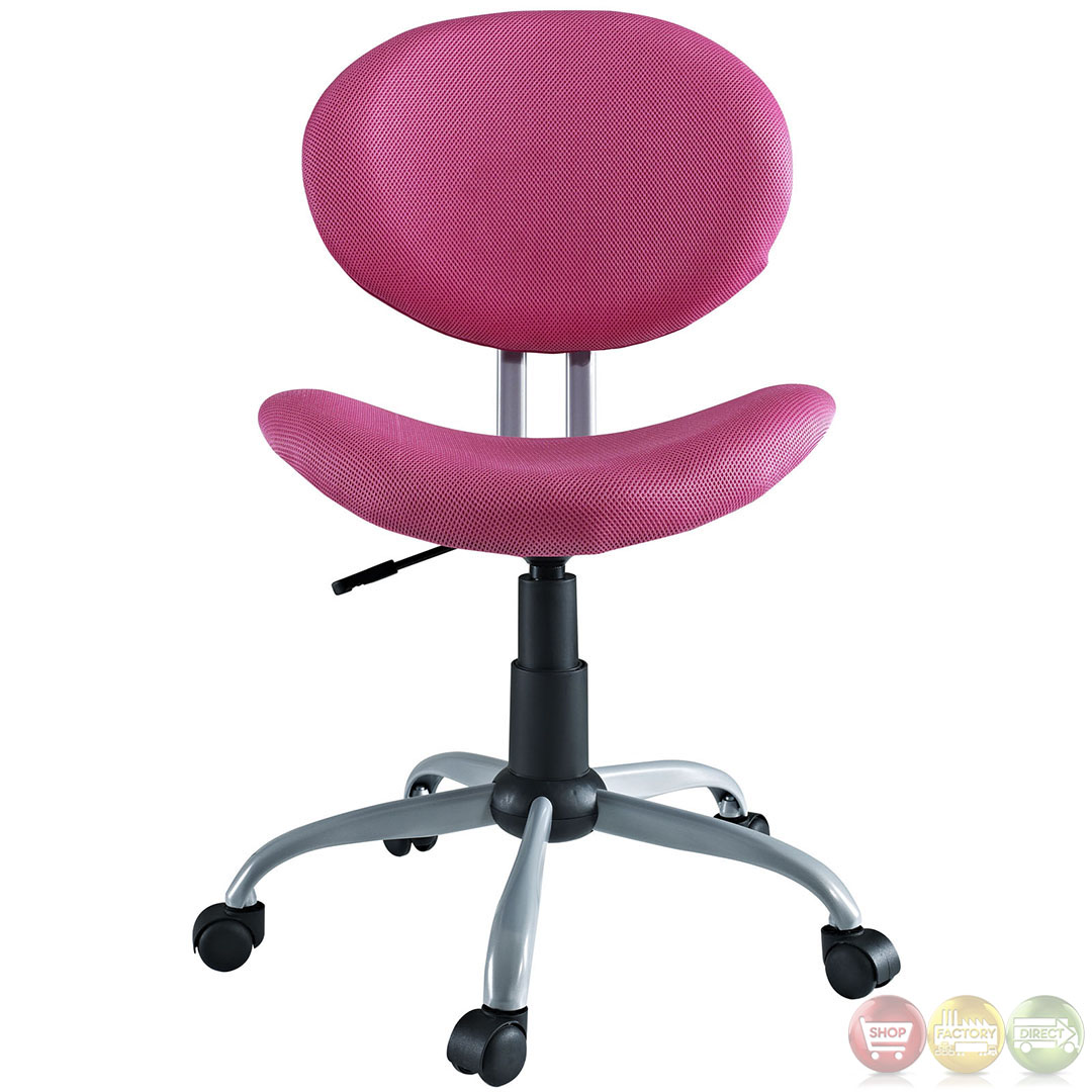 Gina Contemporary Modern Task Office Chair With Pneumatic