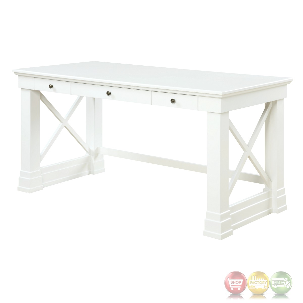 writing desk white Lowest price online on all writing desk in white - 9178096.