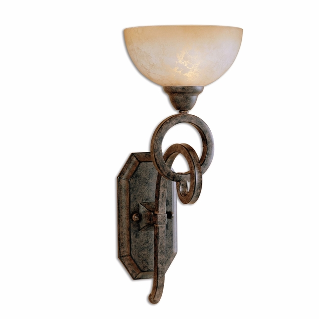 Legato Modern Glass Wall Sconce 22430