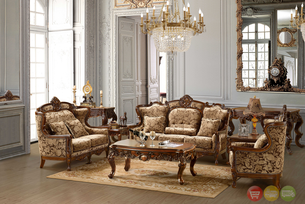 Luxurious Chenille Sofa And Loveseat Set Hd 839