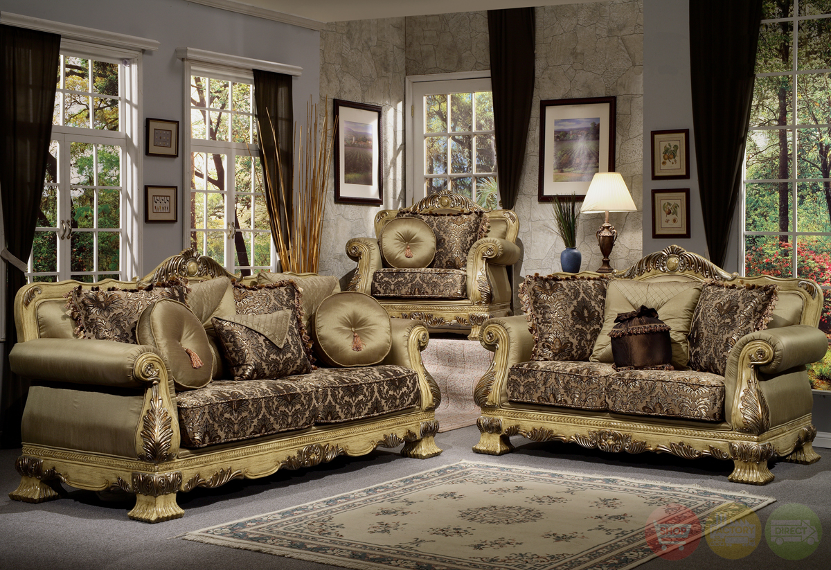 Image gallery luxury living room furniture for Upscale living room furniture