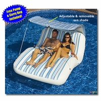 Luxury Cabana Pool Float Lounge - NT1735