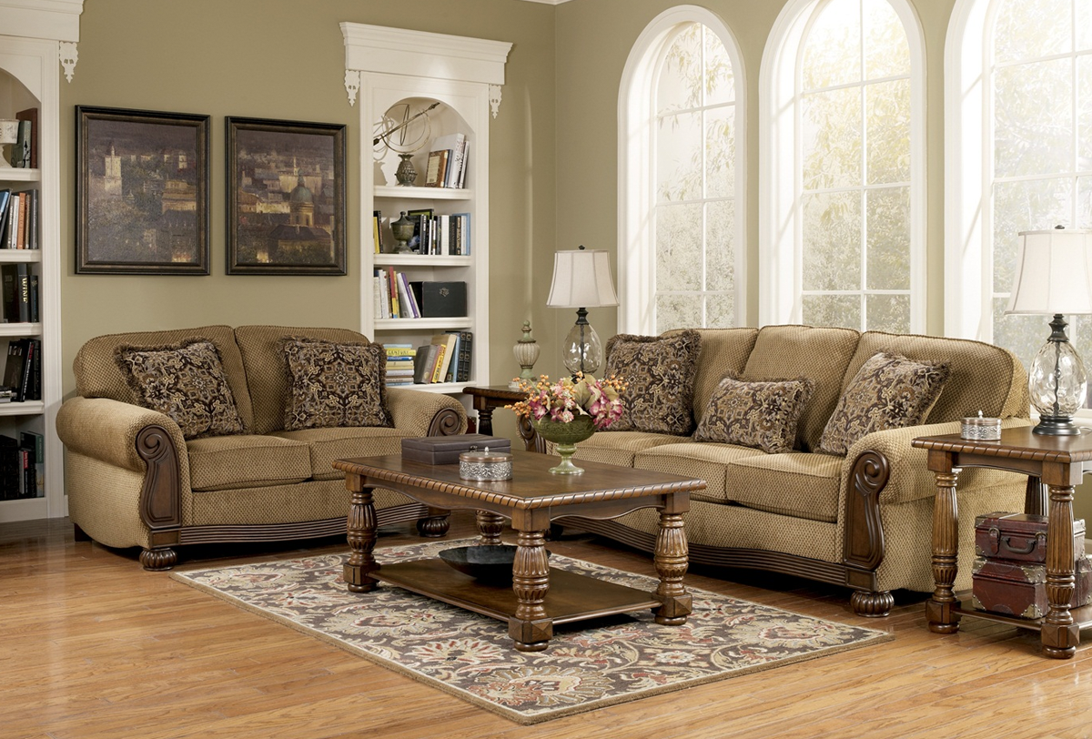 Traditional Living Room Furniture Sets 1200 x 812