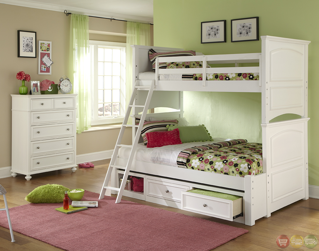 Classic Twin Over Full Bunk Beds 1080 x 850