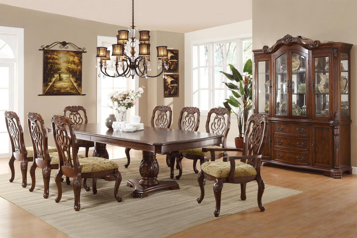 Marisol Formal Dining Room Furniture Set Coaster 103441