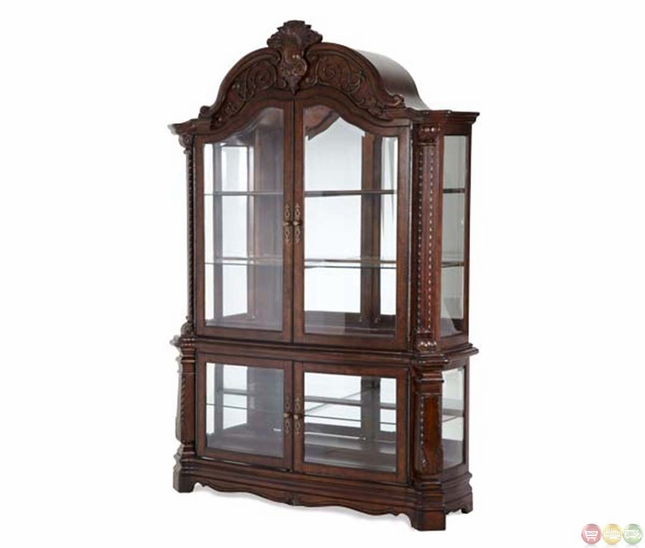 Michael Amini Traditional Style Windsor Court Curio