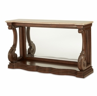 Michael Amini Victoria Palace Traditional Style Console Table by AICO