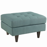 Mid Century Modern Ottomans & Benches Living Room Furniture
