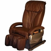 Modern Leather Massage Lounger Vibration Massage Chair