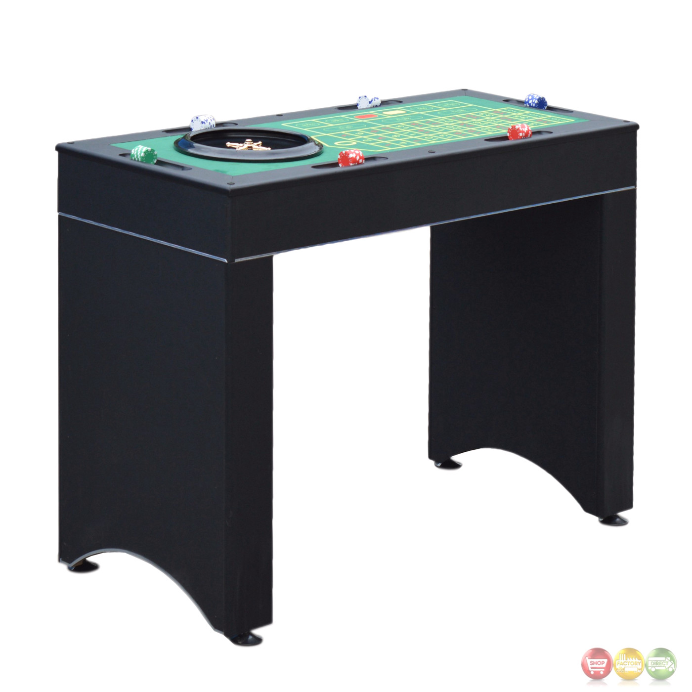 4 in 1 casino game table