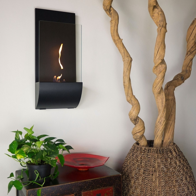 Nu-Flame Cannello Indoor Wall Mounted Torch