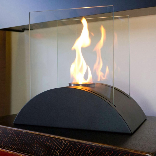 Nu-Flame Estro Tabletop Indoor-Outdoor Bio Fireplace