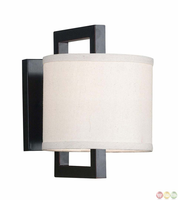 Oil Rubbed Bronze Endicott Seven Inches Sconce Light