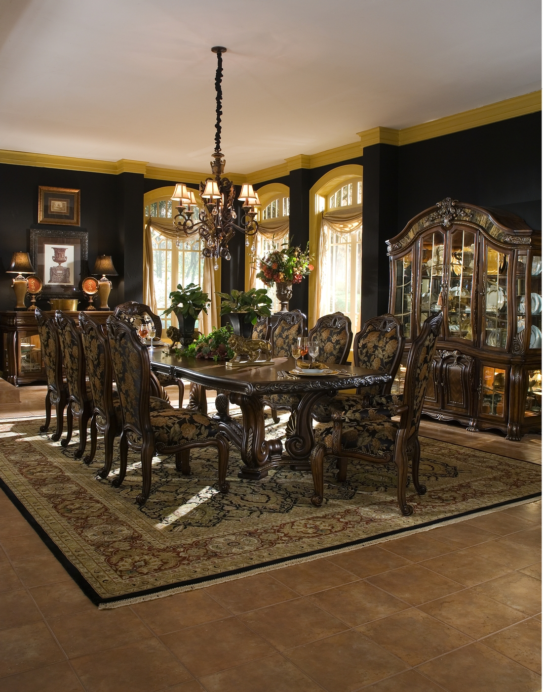 Formal Dining Room Set Formal Dining Table Set
