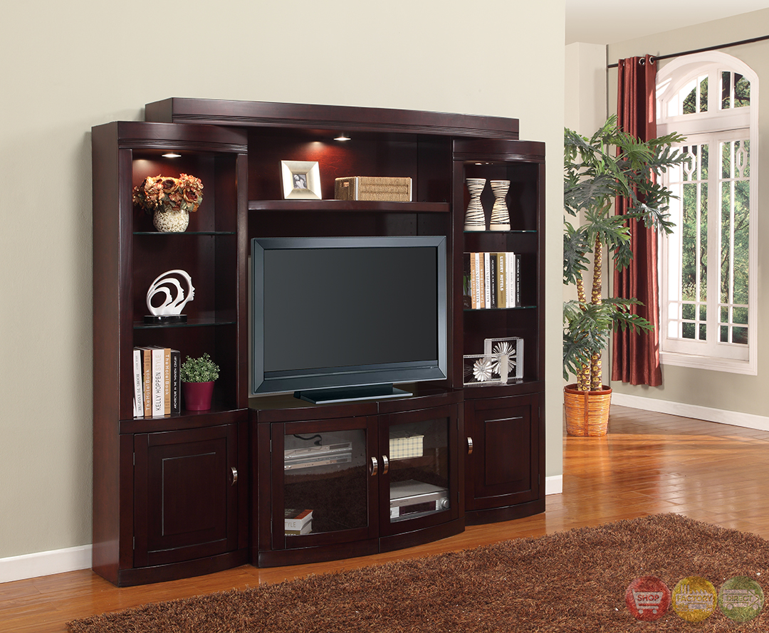 Parker House Premier Biscayne Transitional 4 Piece Wall