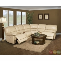Parker Living Leather Sectional Sofas