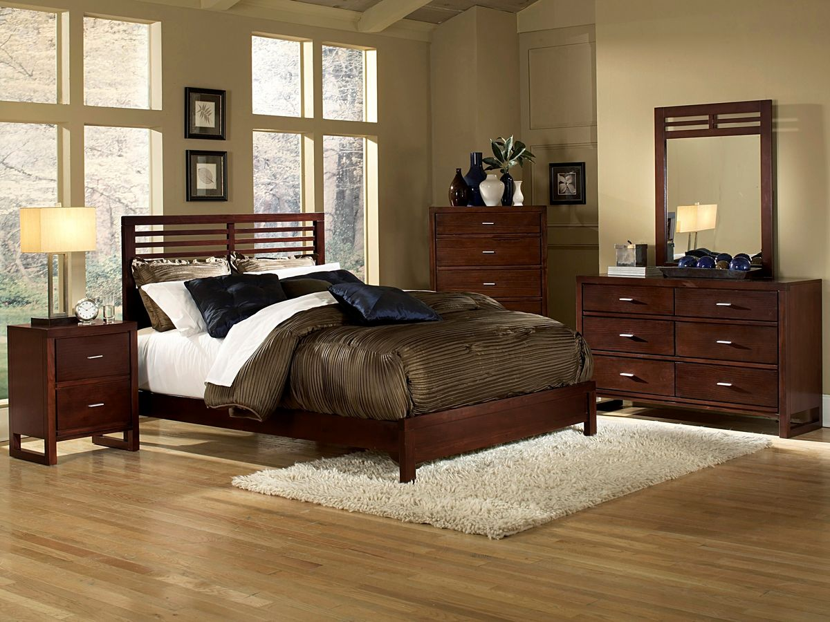 paula platform modern style bedroom furniture set free