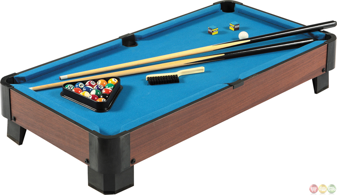 Pool Tables Sharp Shooter 40 Inch Table Top Pool Table