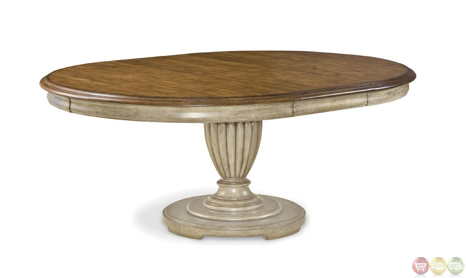 Provenance French Country Round Dining Table