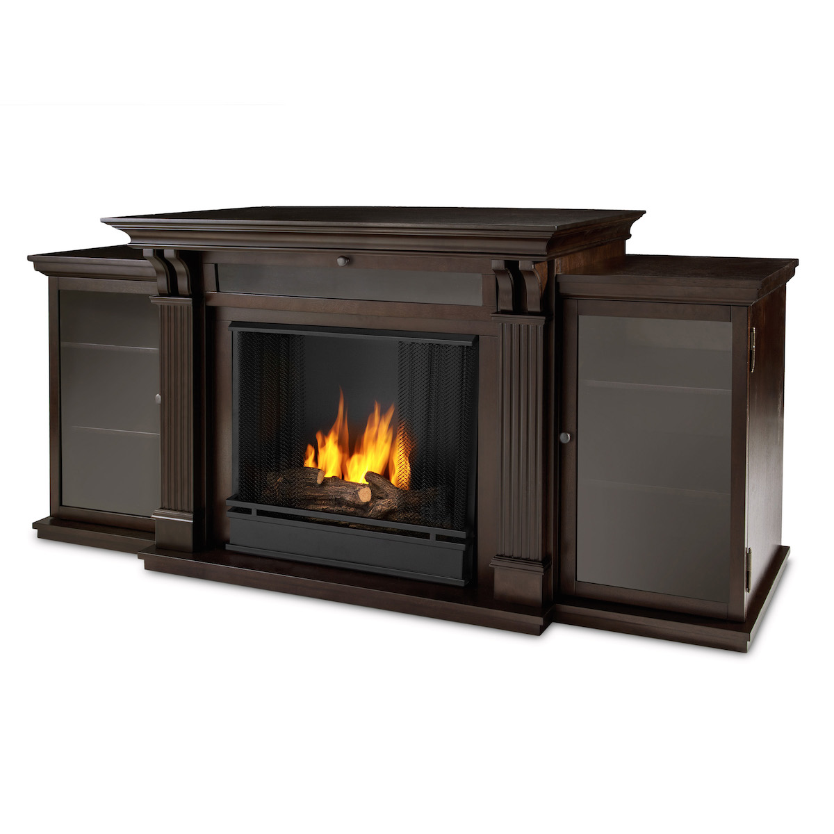 how to make gel fuel for ventless fireplaces