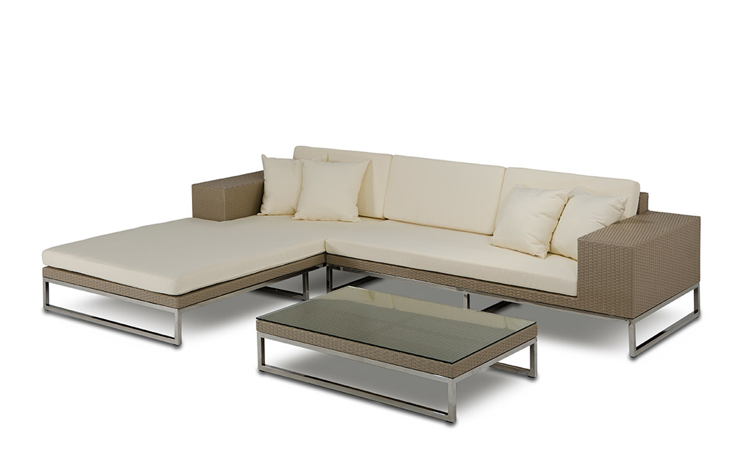 modern outdoor sectional modern patio sectional
