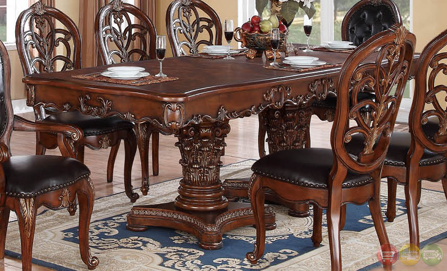 Oak Dining Room Sets With Hutch. American Oak Creations Dining ...