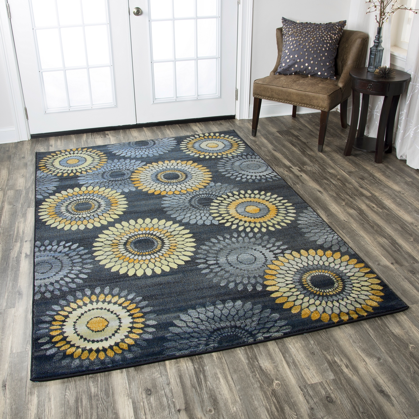 Sunflower Area Rugs Rug Roselawnlutheran