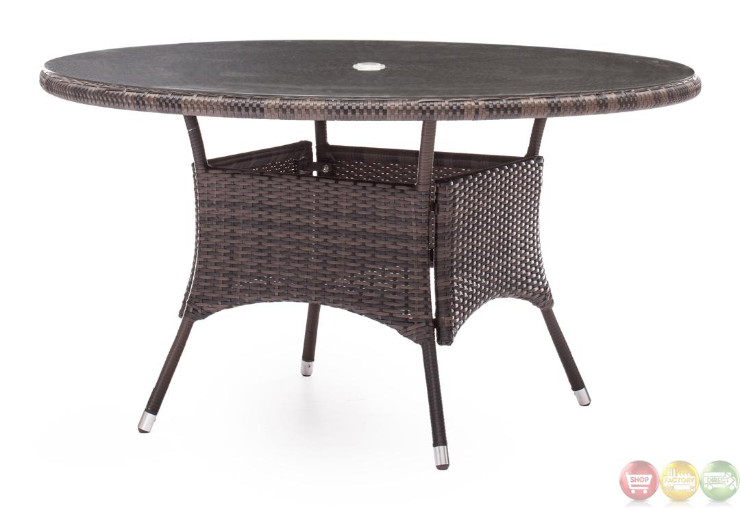 South Bay Brown Dining Table Zuo Modern 703030Modern  : south bay brown outdoor dining table zuo modern 703030 14 from shopfactorydirect.com size 1080 x 745 jpeg 316kB