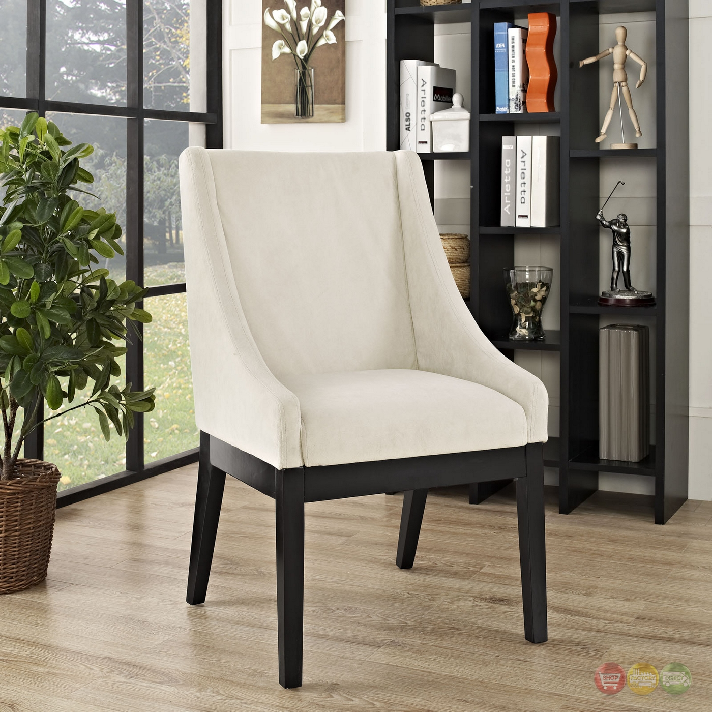 how to build an upholstered dining chair