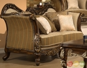 Traditional Antique Style Formal Living Room Furniture Set HD-266 (KD)