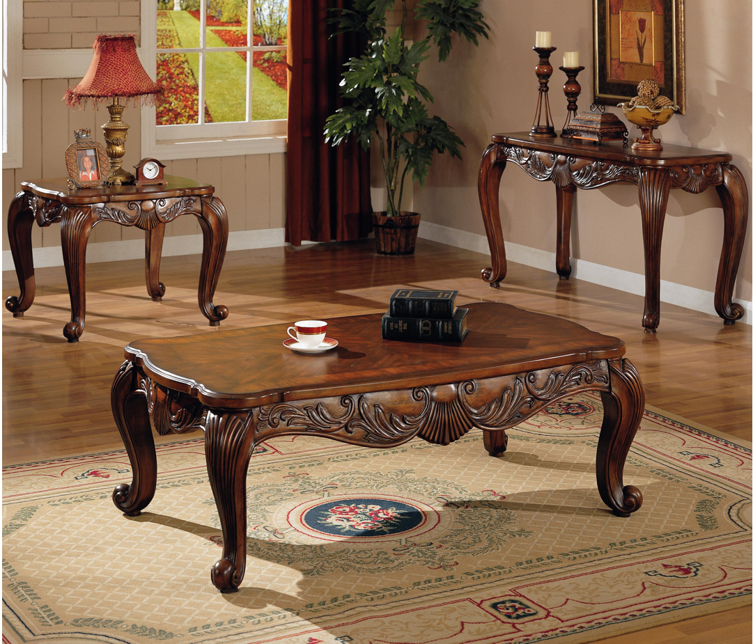 Chrome Coffee Table Legs Fancy Glass Coffee Table: Traditional Elegant Wood Cocktail Coffee Table W/ Cabriole