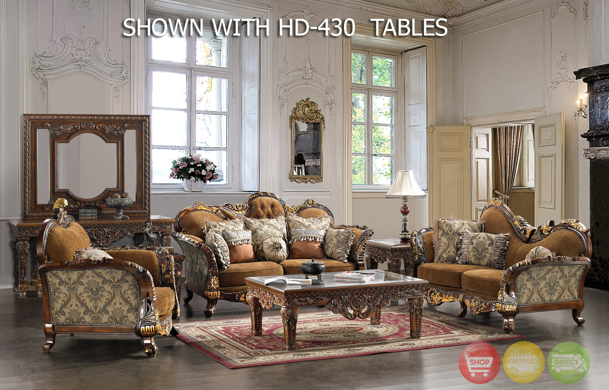 formal traditional living room furniture sets