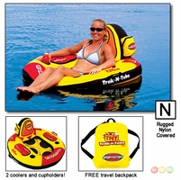 Trek-N-Tube Built in Cooler Floating Chair - NT1661