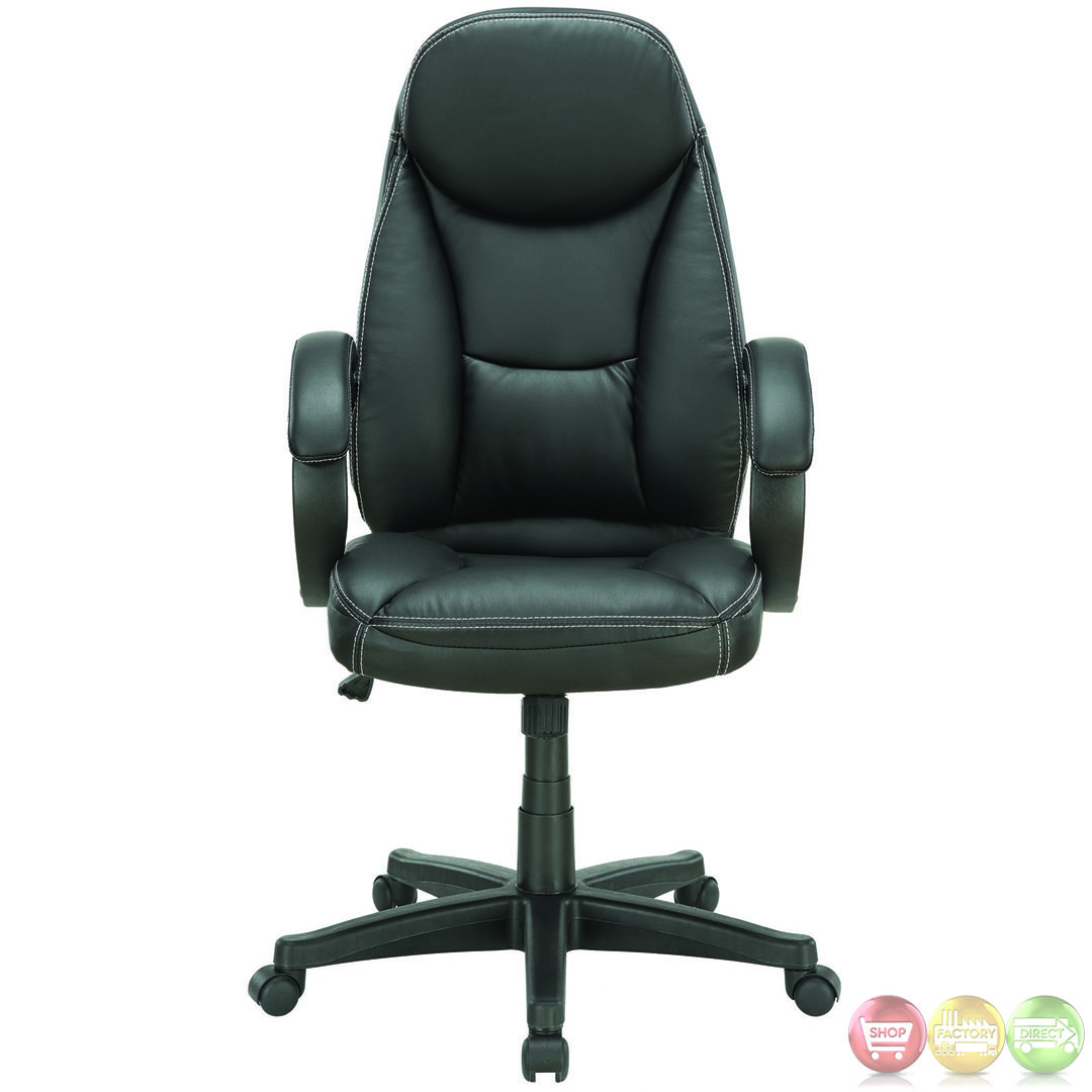 Trendsetter Contemporary Modern High Back Ergonomic Executive Office Chair Wi