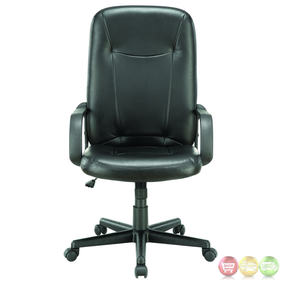 Turbo Contemporary High Back Padded Office Computer Chair With 360 Degree Swi
