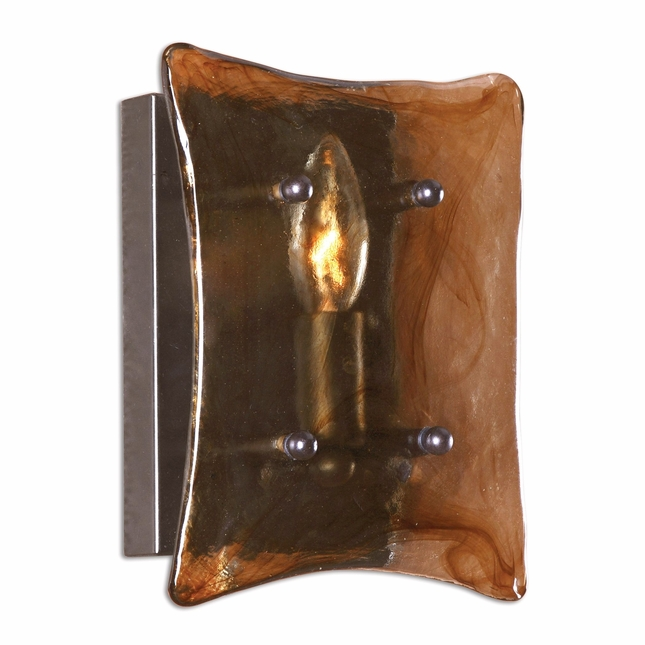 Vetraio II Transitional 1 Light Glass Wall Sconce 22475