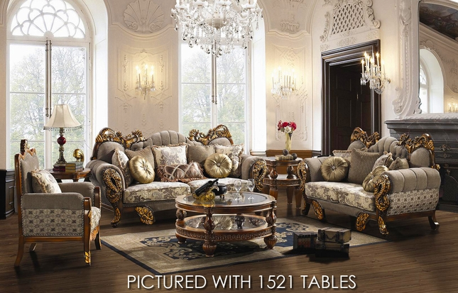 Victorian Inspired Luxury Formal Living Room Furniture Hd 275