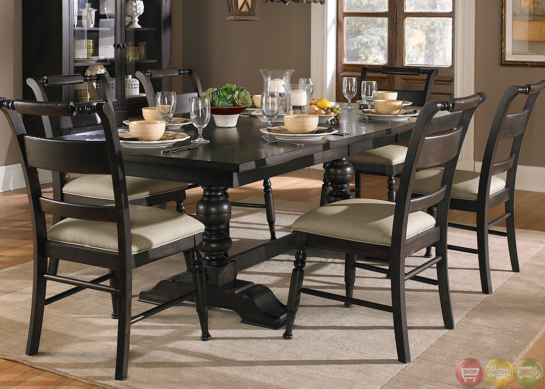Whitney Black Cherry Finish Casual Dining Table Set : whitney black cherry finish casual dining table set 4 from shopfactorydirect.com size 1080 x 771 jpeg 588kB