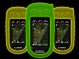 Garmin Alpha 100 Compatible Protective Glow in the Dark Cover