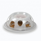 SmartCat Tiger Diner Portion Control Food Dish
