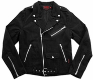 Men's Cotton Biker Jacket