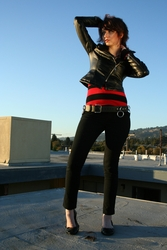 Oakland Rooftop Photoshoot