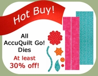 AccuQuilt Go Dies - Click to enlarge