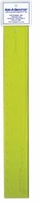 Add-A-Quarter Ruler 18in Yellow