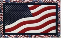 American Flag Quilt Magic Kit