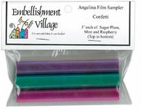 Angelina Film Sampler Confetti