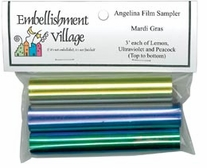 Angelina Film Sampler Mardi Gras