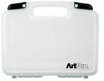 Art Bin Quick View Carrying Case Translucent