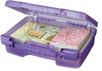 ArtBin Quick View Carrying Case Large Purple