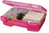 ArtBin Quick View Carrying Case Large Raspberry